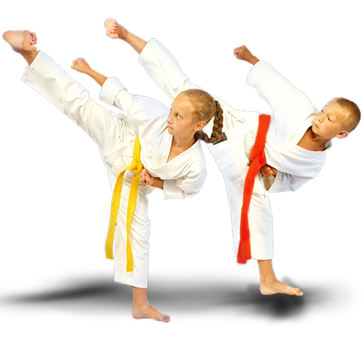Discipline kids karate