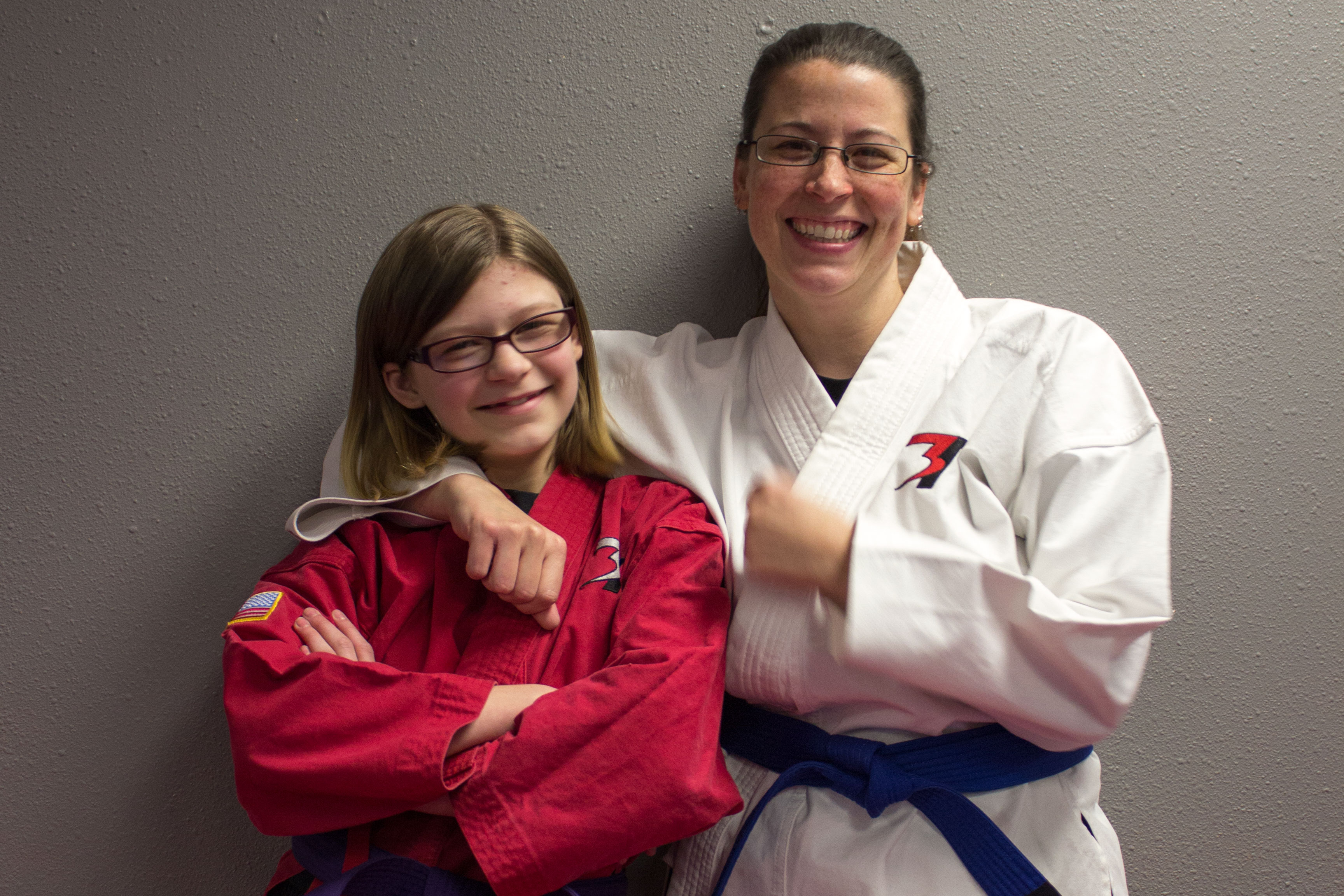mom-and-daughter-Karate-colorado-springs