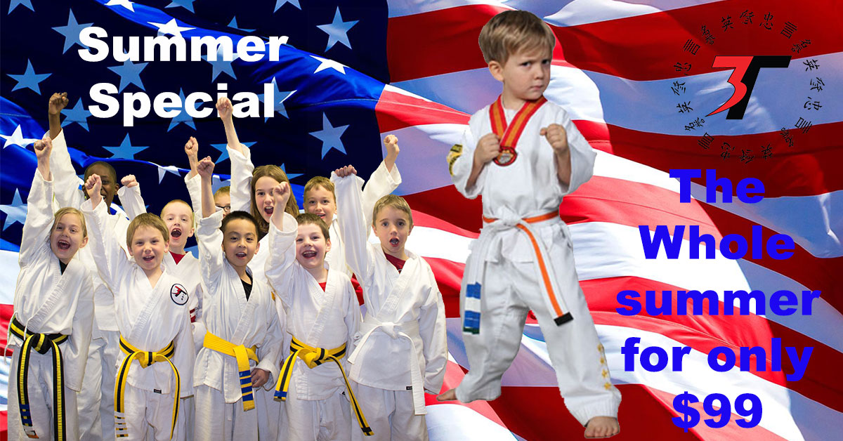 Martial Arts Kid colorado springs