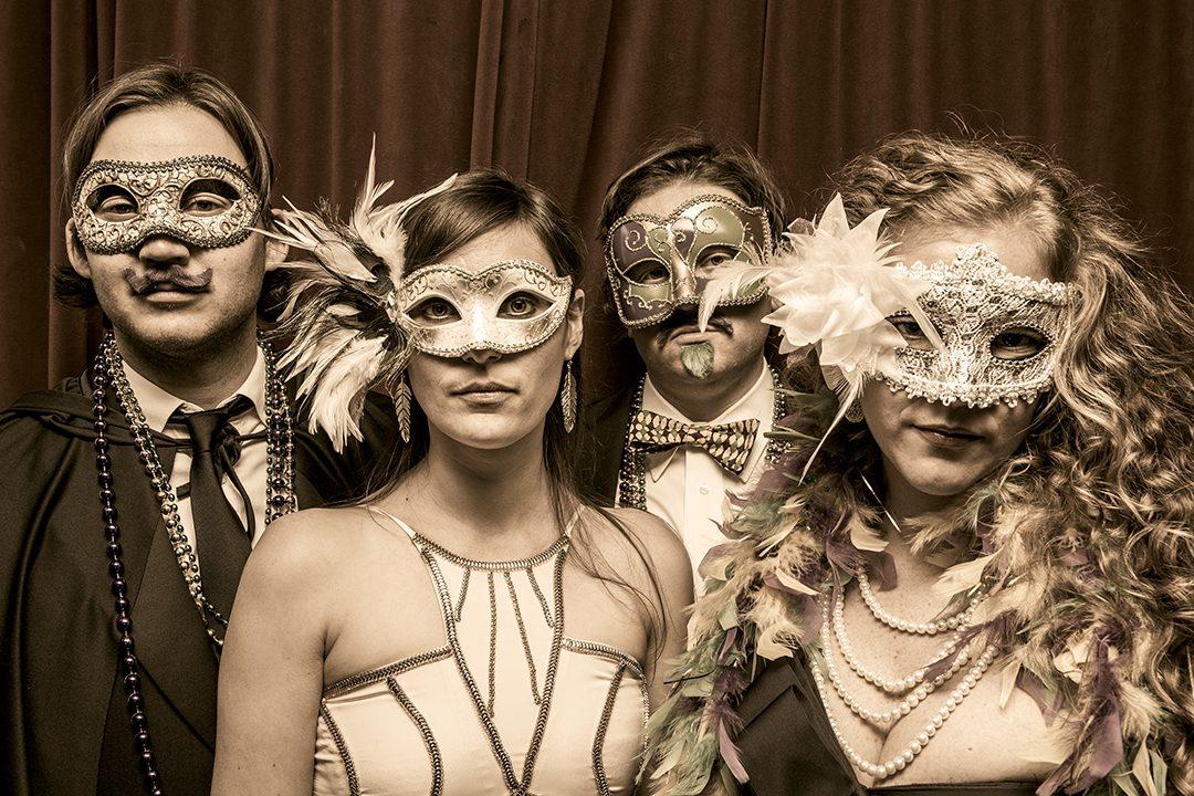 Masquerade Colorado Springs Karate Party